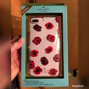 Kate Spade iPhone Hardshell Floral Case